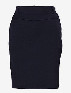 KAronie Skirt - pencil skirts - midnight marine