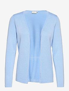 KAfenia Astrid Cardigan - cardigans - chambray blue