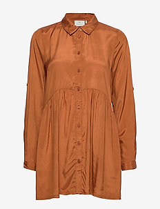KAthea LS Tunic - GINGER BREAD