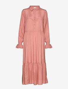 KAthea Midi Dress - DESERT ROSE