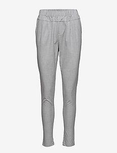 Jillian Pants - light grey melange