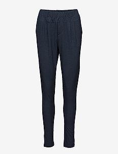 Jillian Pants - bukser med smalle ben - midnight marine