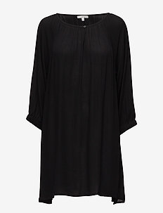 Amber Tunic - BLACK DEEP