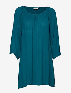 Amber Tunic - MOROCCAN BLUE