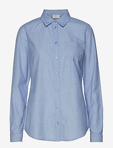 Holly Shirt - GRAPE MIST MELANGE