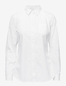Holly Shirt - OPTICAL WHITE