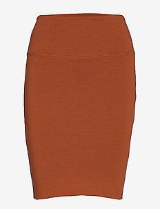 Penny Skirt - midi skirts - ginger bread