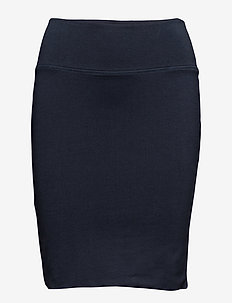 Penny Skirt - midinederdele - midnight marine