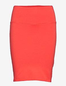 Penny Skirt - POPPY RED