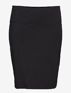 Penny Skirt - korte nederdele - black deep