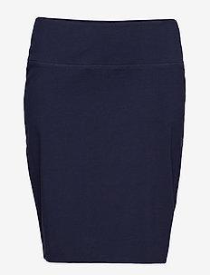 Penny Skirt - spódnice mini - midnight marine