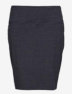 Penny Skirt - MOUSE GREY MELANGE