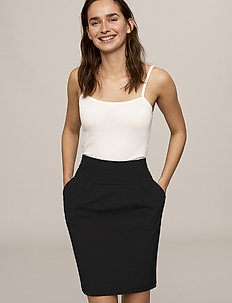 KAsira Strap Top - sleeveless tops - chalk