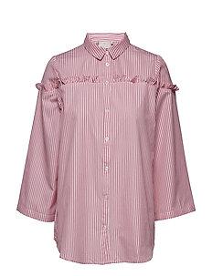 Loane Shirt - BRIGHT ROSE
