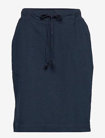 Naya Skirt - korte nederdele - midnight marine
