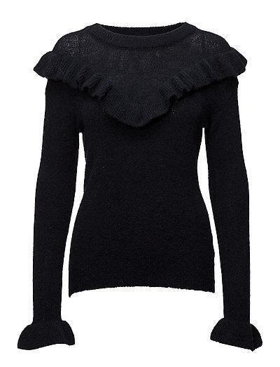 Hellen Aya pullover - MIDNIGHT MARINE