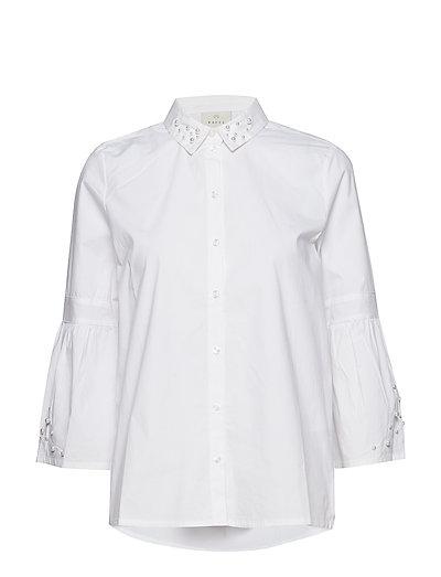 Margot Shirt - OPTICAL WHITE