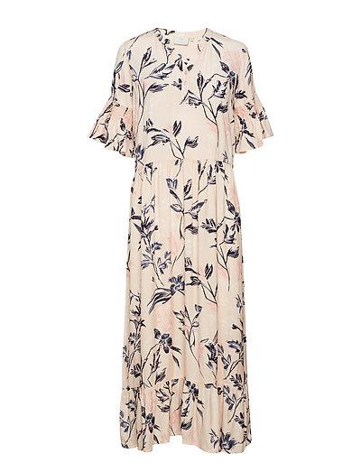 Emmi Dress - PEACH WHIP