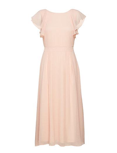 Alma Dress - PEACH WHIP