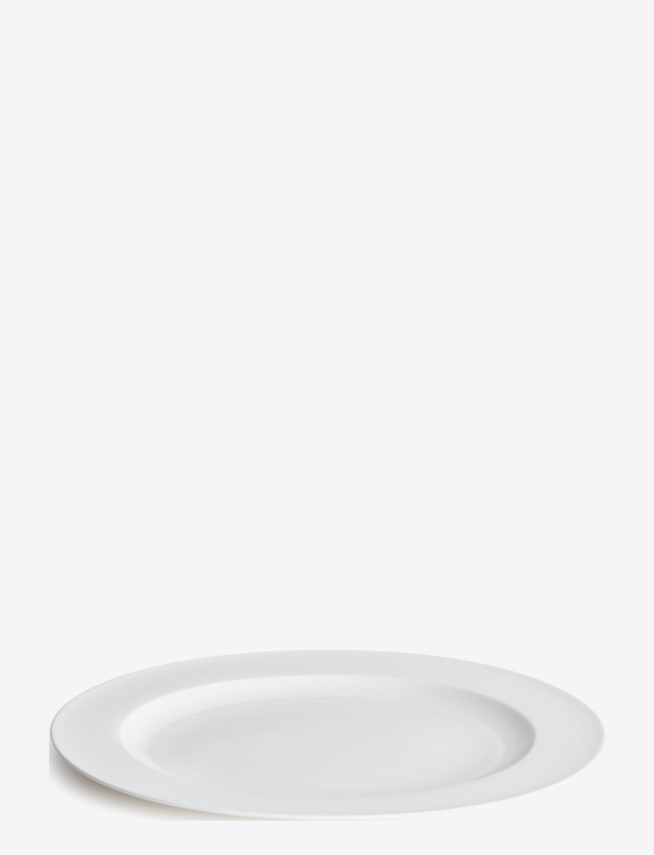 Kähler - Kaolin Fat - serveringsfat - white - 0