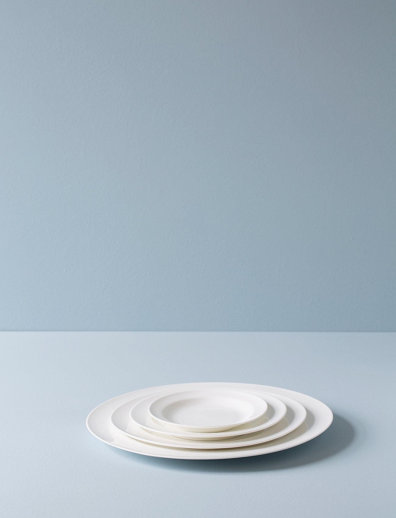 Kähler - Kaolin Fat - serveringsfat - white - 1