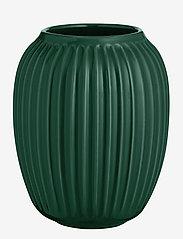 Kähler - Hammershøi Vas H21 grön (17252) - interiör - green - 0