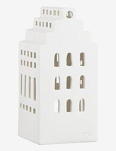 Urbania lyshus Manor - lykter - white