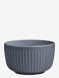 Hammershøi Bowl Ø12cm - tarjoilukulhot - anthracite grey