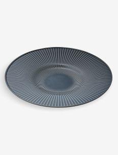 Hammershøi Fad - serverings & anretningsfade - anthracite grey