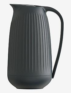 Hammershøi Thermos jug 1,0 l - kannut & karahvit - anthracite grey