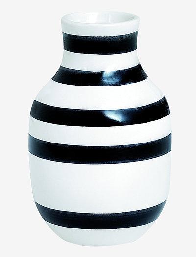 Omaggio Vase - maljakot - black