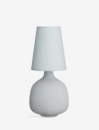 Balustre Lamp - pöytävalaisimet - dusty blue