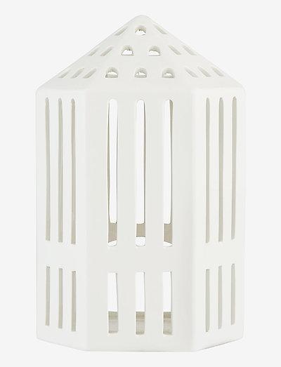 Urbania Lighthouse Gallerie - lyhdyt - white
