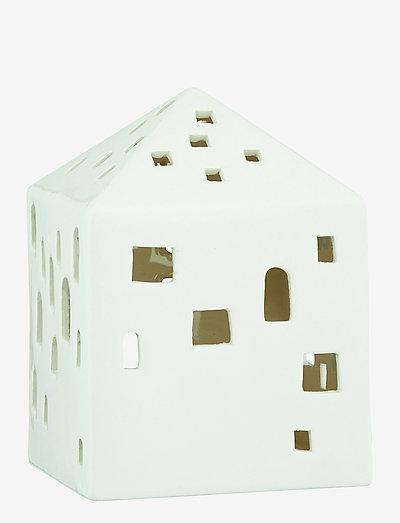 Urbania lyshus Town house - lyslykter - white
