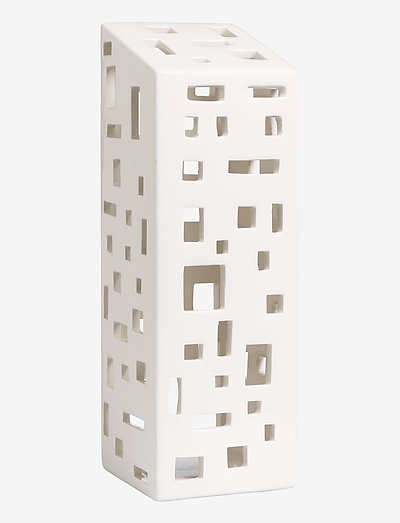 Urbania Lighthouse High building - lyhdyt - white