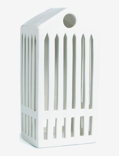 Urbania Lighthouse Pantheon - lyhdyt - white