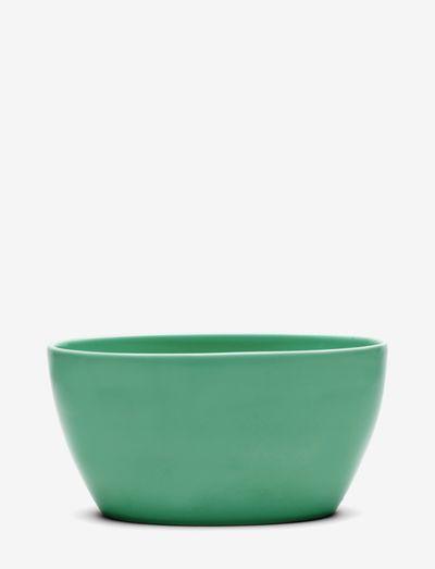 Ursula Oval Skål - fruktskåler - light green