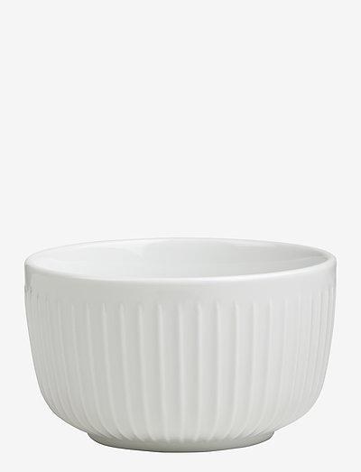 Hammershøi Skål Ø12 cm - serveringsskåler - white