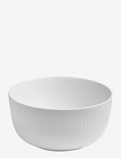 Hammershøi Skål Ø21 cm - serveringsskåler - white