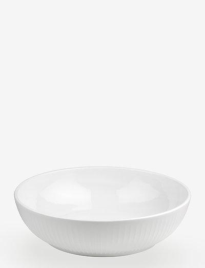 Hammershøi Skål Ø30 cm - serveringsskåler - white