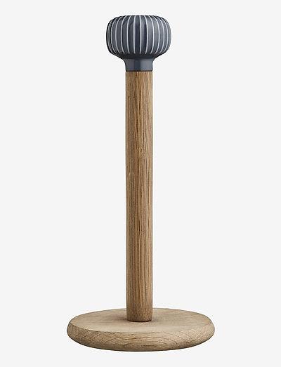 Hammershøi Kjøkkenrullholder - tørkerullholder - anthracite grey