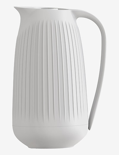 Hammershøi Thermos jug 1,0 l - termoskannut - white