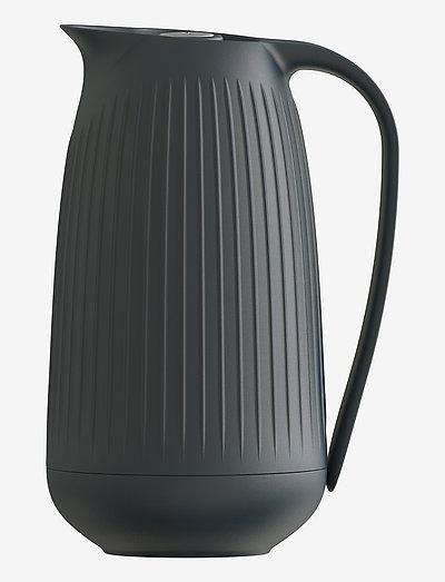 Hammershøi Thermos jug 1,0 l - termoskannut - anthracite grey