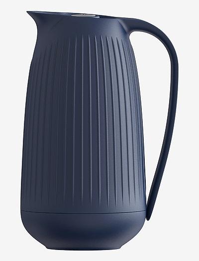 Hammershøi Thermos jug 1,0 l - termoskannut - indigo