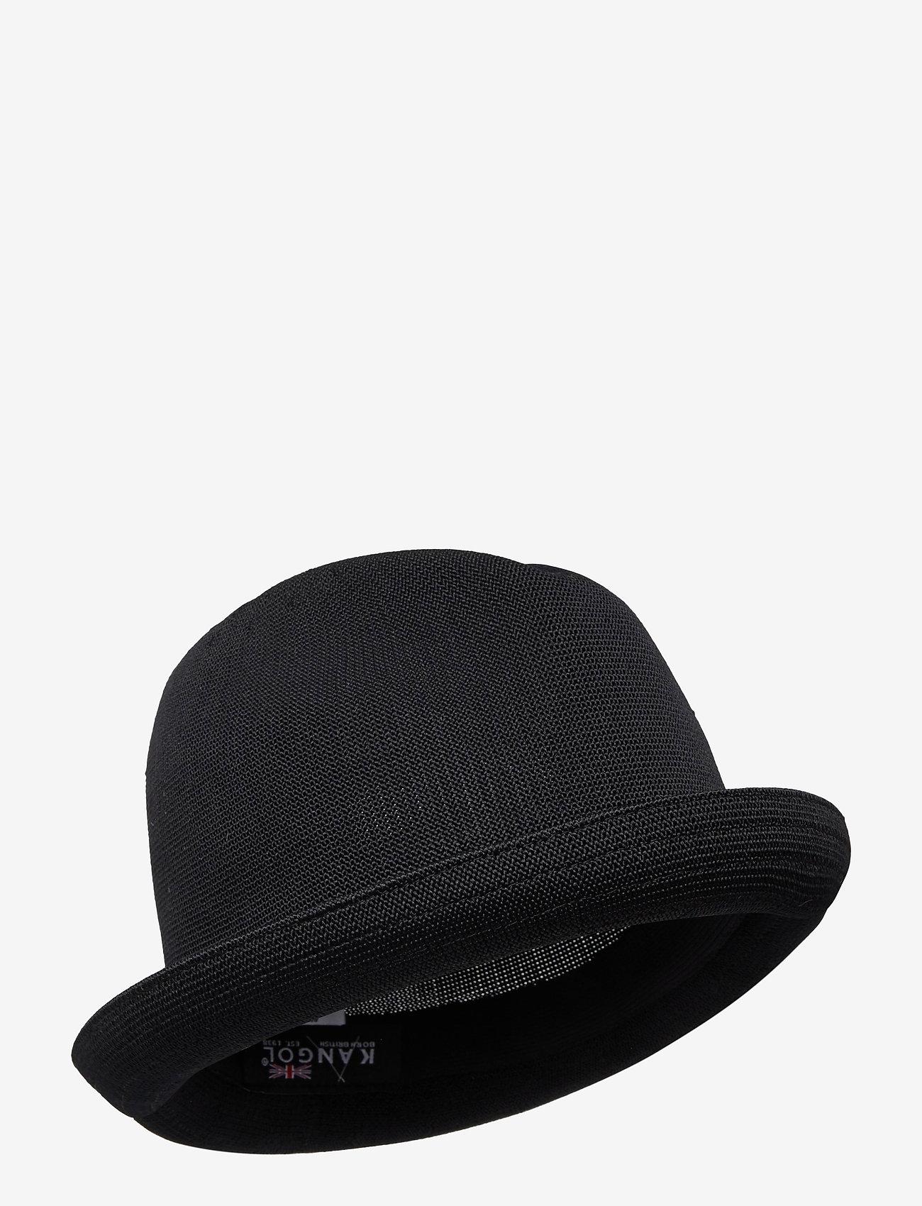 Kangol - KG TROPIC PLAYER - chapeaux - black - 0