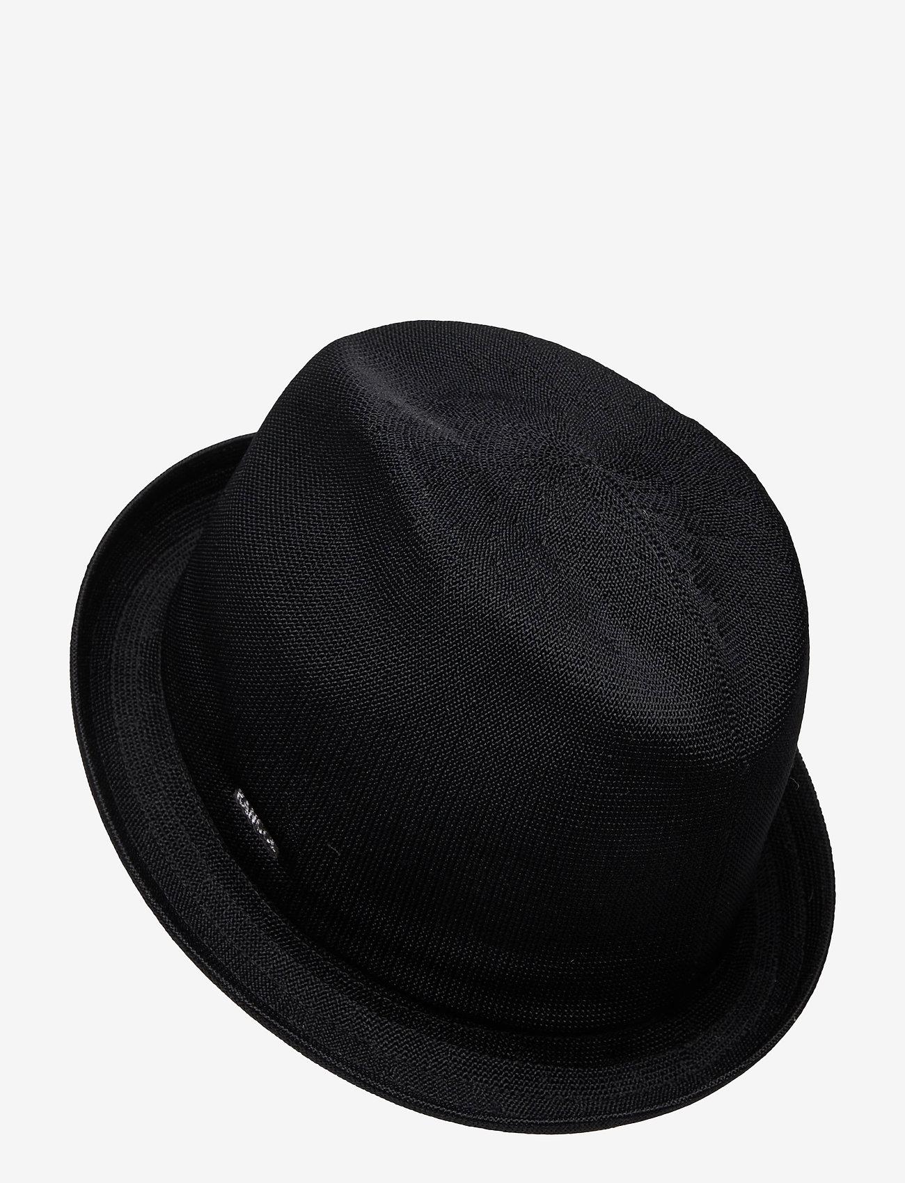 Kangol - KG TROPIC PLAYER - chapeaux - black - 1
