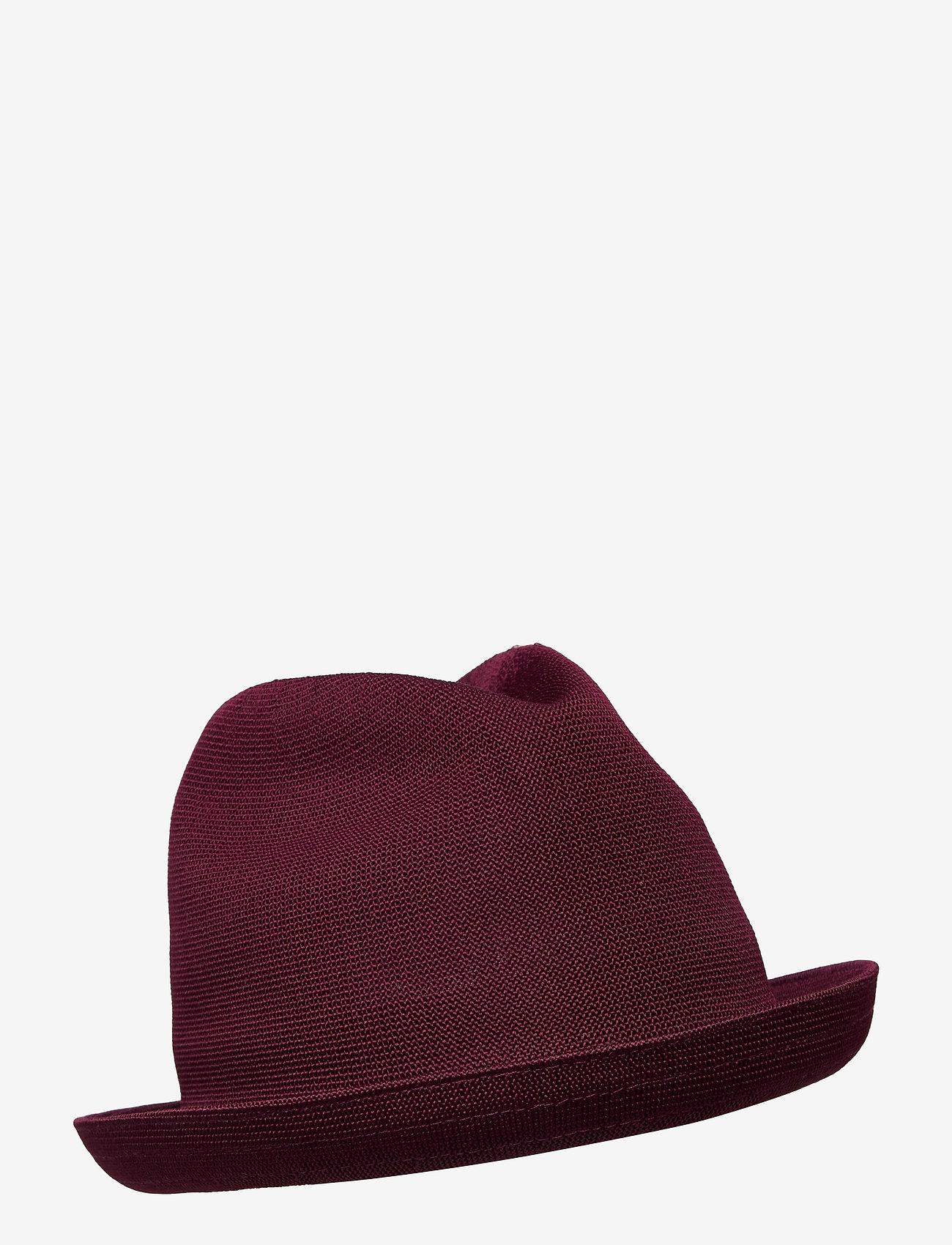 Kangol - KG TROPIC PLAYER - chapeaux - burgundy - 0
