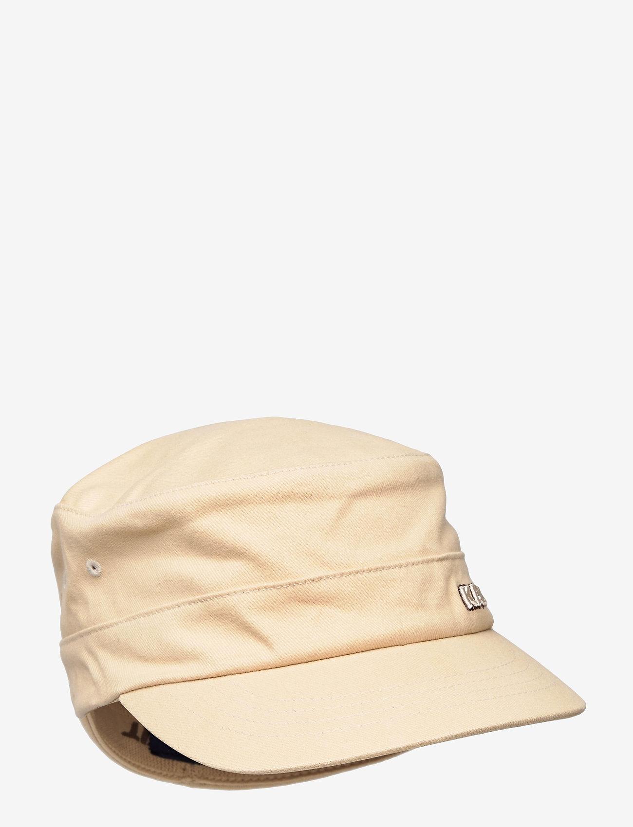 Kangol - KG COTTON TWILL ARMY CAP - kasketter - beige - 0