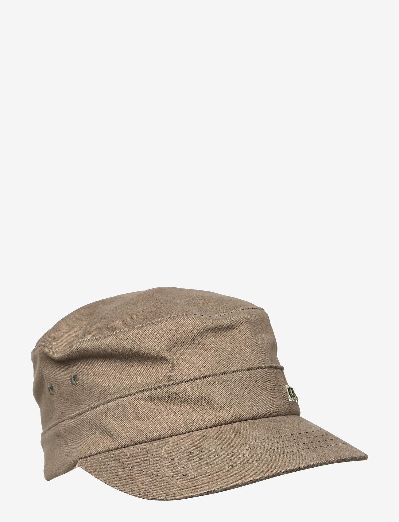 Kangol - KG COTTON TWILL ARMY CAP - kasketter - green - 0