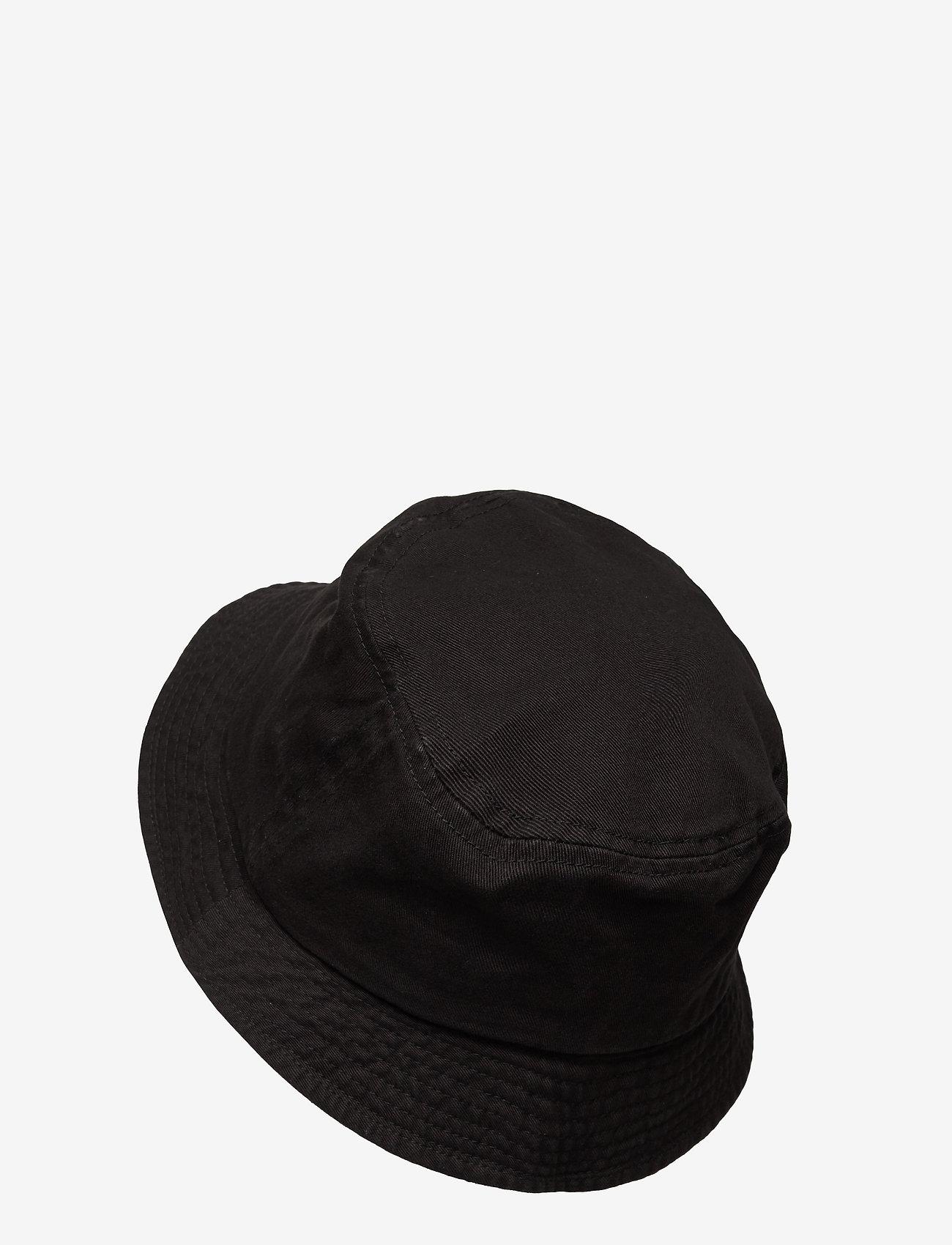 Kangol - KG WASHED BUCKET - bucket hats - black - 1